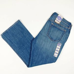 NWT Old Navy Diva Boot Cut Low Rise Stretch Jeans